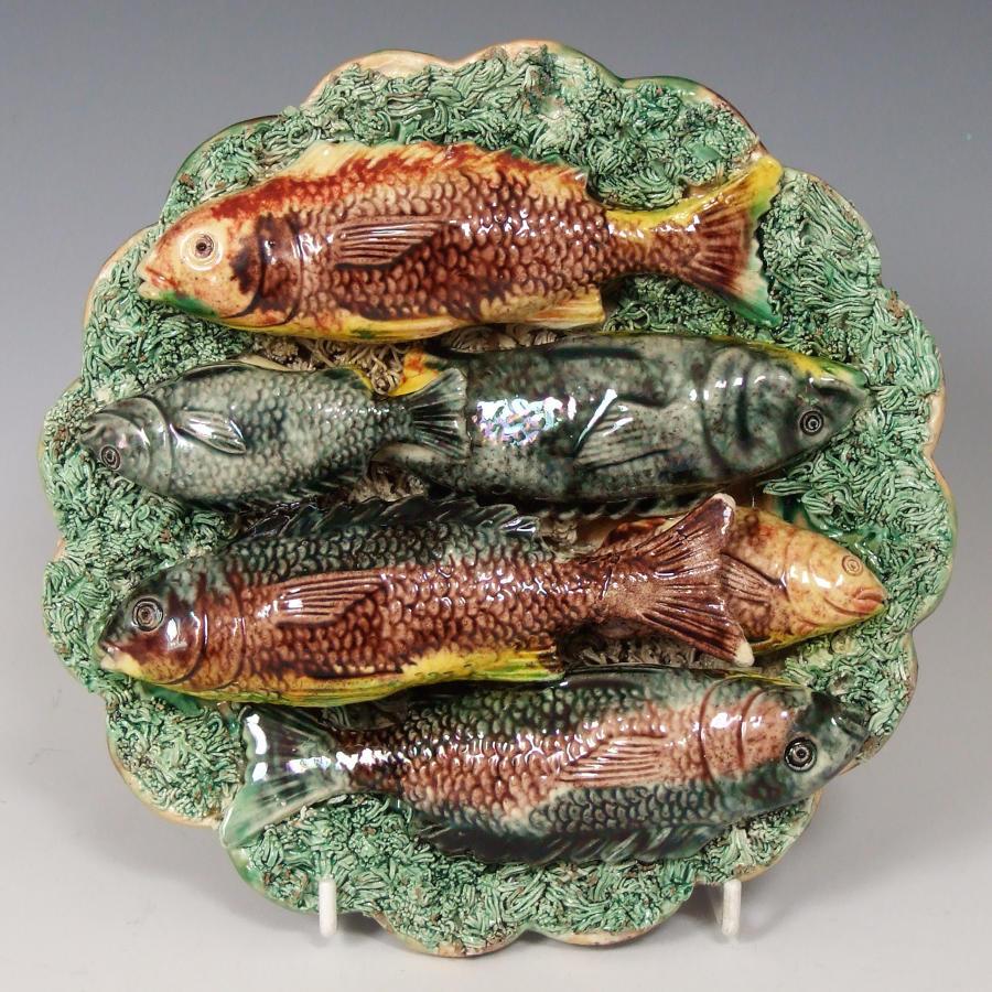 Palissy multi fish plate