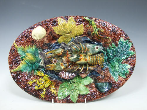 Thomas Sergent Palissy lobster dish